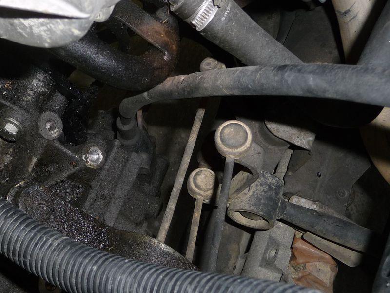 Tutoriel: Changer la boîte de vitesses Peugeot 306 1.9L D