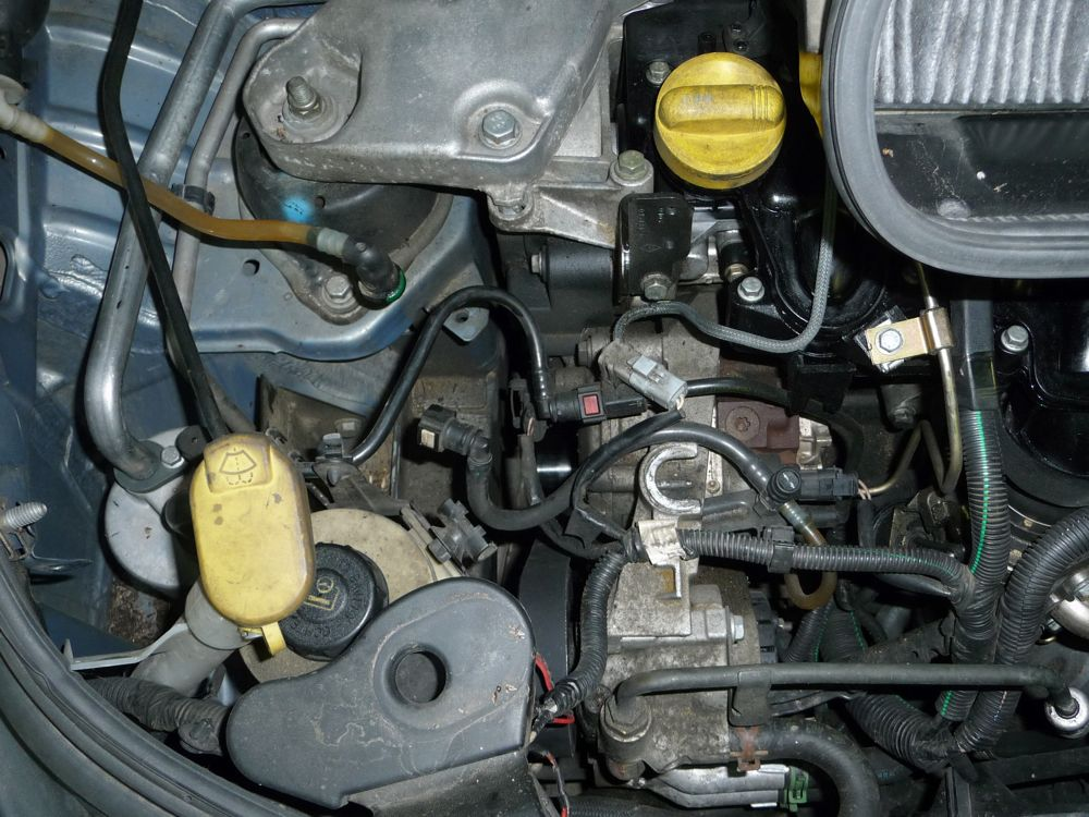 how to change oil in vw 2l diesel