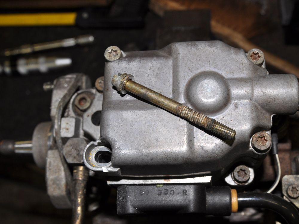 Diesel Avec Ralenti Instable Et Accoups 224 L Acc 233 L 233 Ration