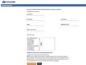 Inscription au HMA Service