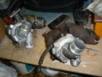 807 HDI 2.2L - Turbo cassé
